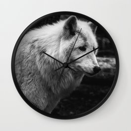 Raised by Wolves Wall Clock
