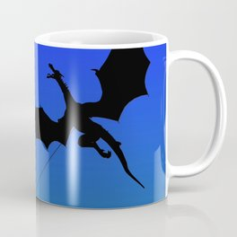 Magical Dragon Dragon (blue green) Coffee Mug