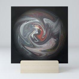 Abstract 132 Mini Art Print
