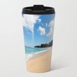 Tunnels beach Travel Mug