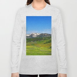 Crested Butte Long Sleeve T-shirt