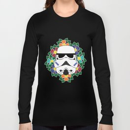 Tropical Troopers Long Sleeve T-shirt
