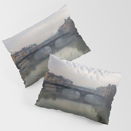 Bridge Gap Over Arno Pillow Sham