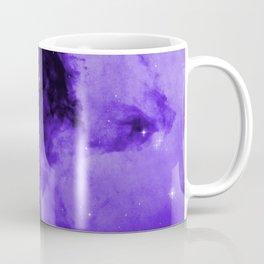 Eagle Nebula Ultraviolet Coffee Mug
