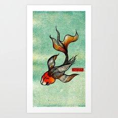 R.I.P. Jeremías Art Print