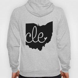 Love Cleveland Hoody