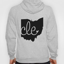 Love Cleveland Hoody