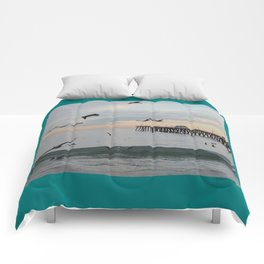 Pelican Jump Fast Comforters