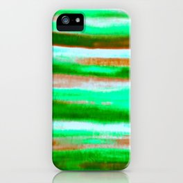 It's Easy Being Green iPhone Case