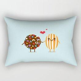 A Perfect Pair Rectangular Pillow