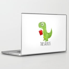 Thesaurus Laptop & iPad Skin