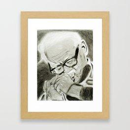 Toots Thielemans Framed Art Print