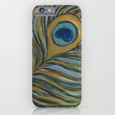 Peacock Feather Slim Case iPhone 6s