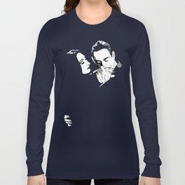 Gomez & Morticia Long Sleeve T-shirt