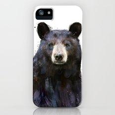 Black Bear Slim Case iPhone SE