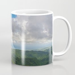P El Yunque National Forest Rain forest Puerto Rico Coffee Mug