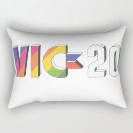VIC 20 Rectangular Pillow