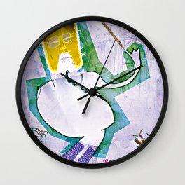 Krzysztof Penderecki Wall Clock