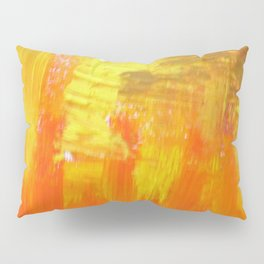Aflood with gold and rose Pillow Sham