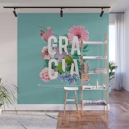 Gracia Wall Mural