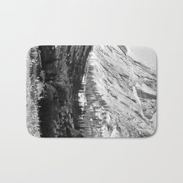 Ansel Adams Photographs of National Parks and Monuments Bath Mat
