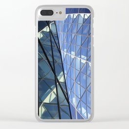 Diamonds in the Sky Clear iPhone Case