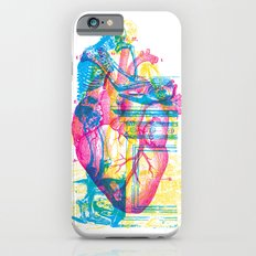 Andreae Vesalii Montage iPhone 6 Slim Case