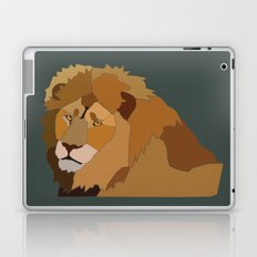 African Lion Laptop & iPad Skin