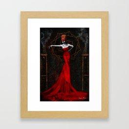 The Empress of Dust Framed Art Print