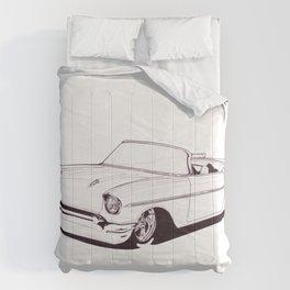 1957 Custom Belair Comforters