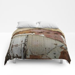 Unidimensional house Comforters