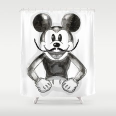 Hey Mickey Shower Curtain