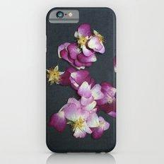 Wild Rose Petals iPhone 6s Slim Case