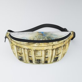 St. Peter's Basilica; Rome, Italy Fanny Pack