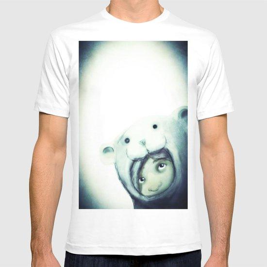 A thank you. T-shirt