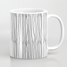 Tiny Stripes Coffee Mug