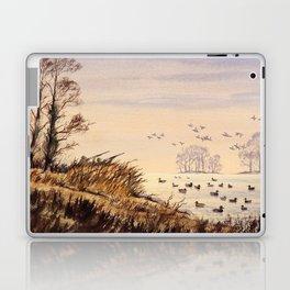 Duck Hunting Times Laptop & iPad Skin