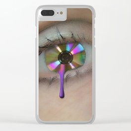 An Eye For Music Clear iPhone Case