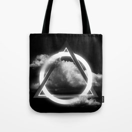 Sacred Geometry - Trinity  06 Tote Bag