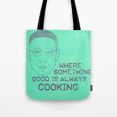 Breaking Bad - Faces - Gustavo Fring Tote Bag