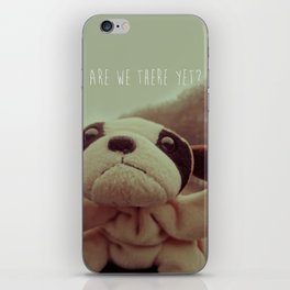 Are We There Yet? iPhone Skin