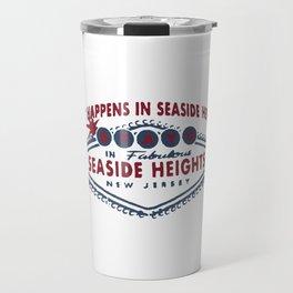 Seaside Heights - New Jersey. Travel Mug