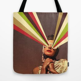 Rayguns Tote Bag