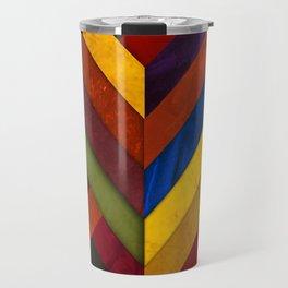 Abstract #279 Travel Mug