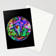 Painted Planet Stationery Cards
