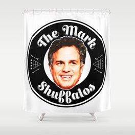 Mark Shuffalos Shower Curtain