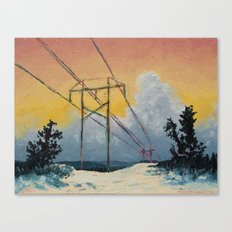 2.19.11 Canvas Print