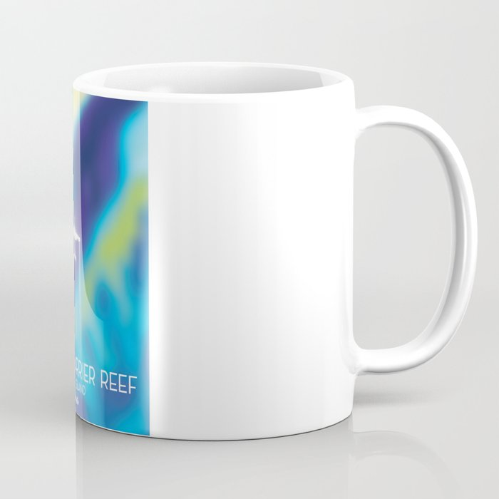 Great Barrier Reef , Queensland, Australia Coffee Mug