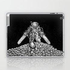 Texas Chainsaw Astronaut: New Moon Laptop & iPad Skin