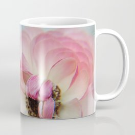 Pink Ranunculus Flower Coffee Mug